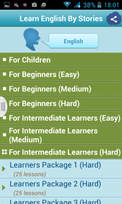 Learn English By Stories