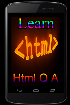 Learn Html Interview Q A