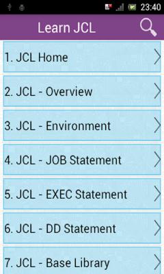 Learn JCL