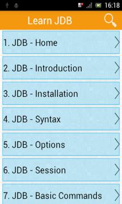 Learn JDB