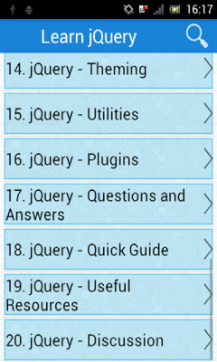Learn jQuery v2