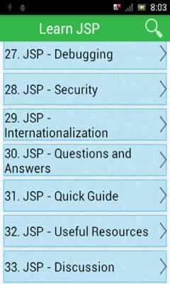 Learn JSP