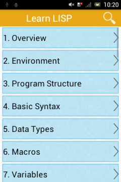 Learn LISP