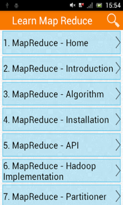Learn Map Reduce