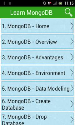 Learn MongoDB