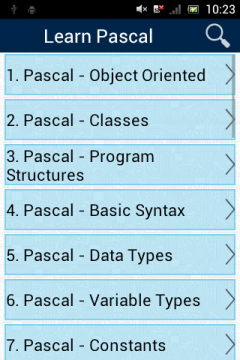 Learn Pascal
