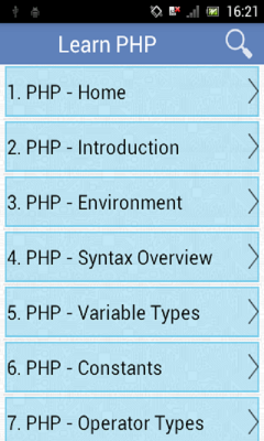 Learn PHP v2