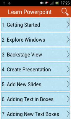 Learn Powerpoint 2010