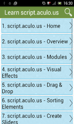 Learn script aculo us