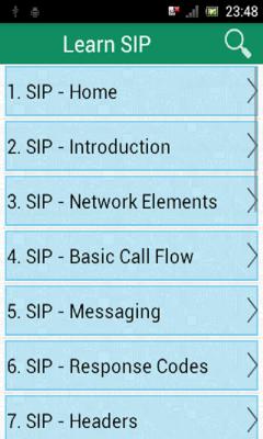 Learn SIP v2