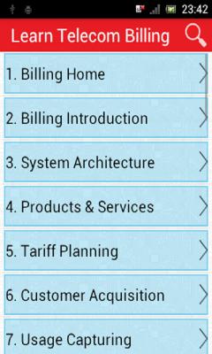 Learn Telecom Billing