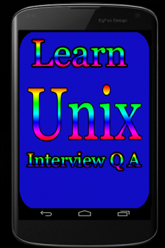 Learn Unix Interview Q A