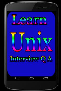 Learn Unix Interview Q A