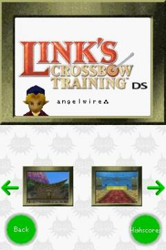 Link's Crossbow Training DS BR5