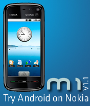 M1 1st & best Android shell