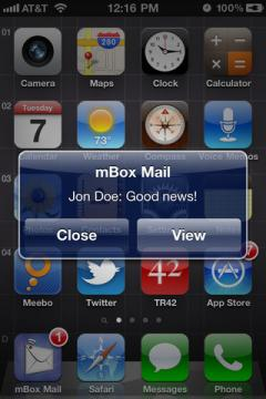 mBoxMail