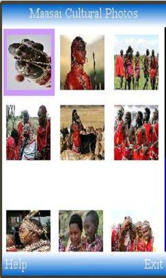 Maasai Cultural Photos