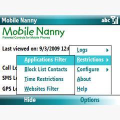 Mobile Nanny