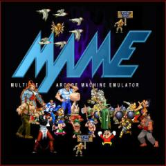 MAME 0125 for 3k3y: Classic Arcade Gaming on ODE