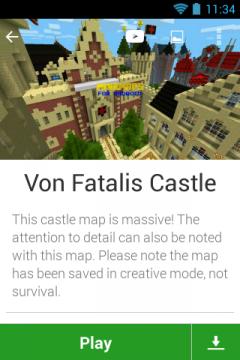 Minecraft pe скачать lenovo