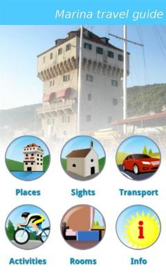 Marina - Travel guide
