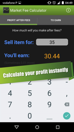 Market Fee Calculator for Steam