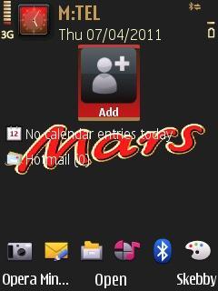 Mars Candy