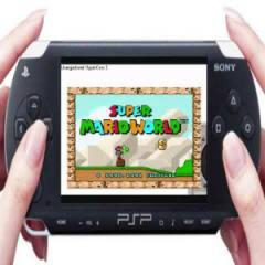SNES9XTYL (l / cm) 091127 r25 for PSP