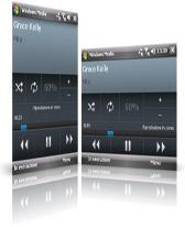 HTC Skin for WMP