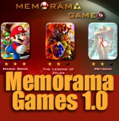 PSP Homebrew: Memorama Games Version 1.0