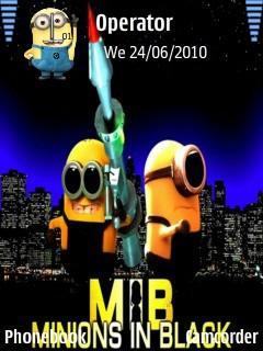 Minion Mib