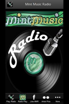 Mint Music Radio - Blackberry
