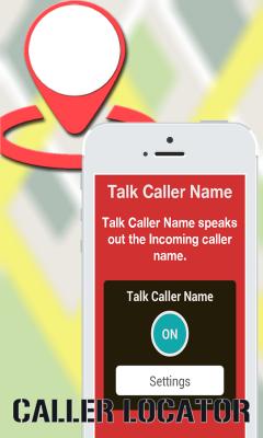 Mobile Caller Locator