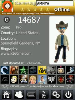 Mobile GamerTag