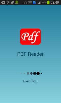 Mobile PDF Viewer Pro