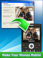 SPB Mobile DVD SP 1.2.5 - Convert DVD to Your SP Device