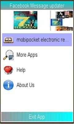 mobipocket electronic reader