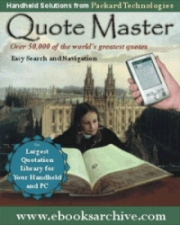 Quote Master (Windows Mobile Smartphone)
