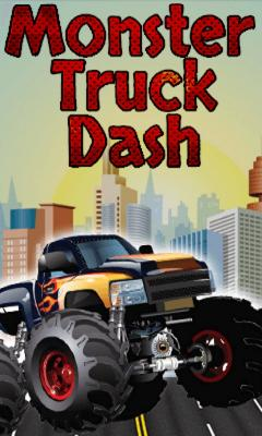 Monster Truck Racing Dash