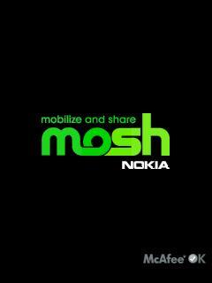 MOSH Mobile Client