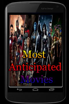 Most Anticipated Movies