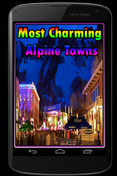 Most Charming Alpine Towns