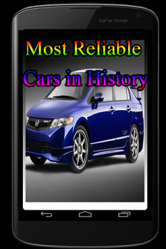 Most Reliable Cars in History