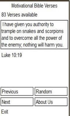 Motivational Bible Verses