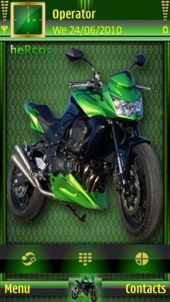Motorcycleta Hc C6