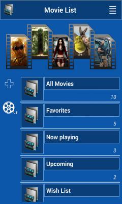 Movie List Plus