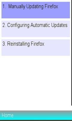 Mozilla Firefox Web browser Guide
