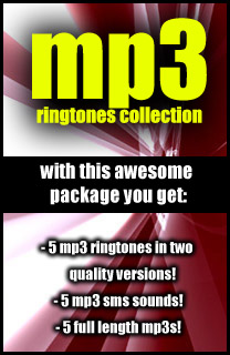 AMAZING ELECTRONIC MP3 RINGTONES AND MORE FOR YOUR MOBILE!