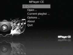 Mplayer CE r590