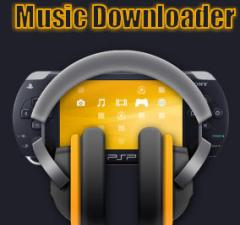 PSP Homebrew: Music Downloader